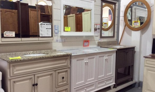 Harford county bathroom vanities cecil county northern - Bathroom cabinets builders warehouse ...