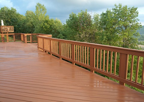 Composite and PVC Decking