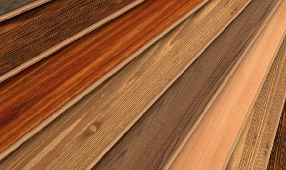 Pre-finished Hardwood flooring